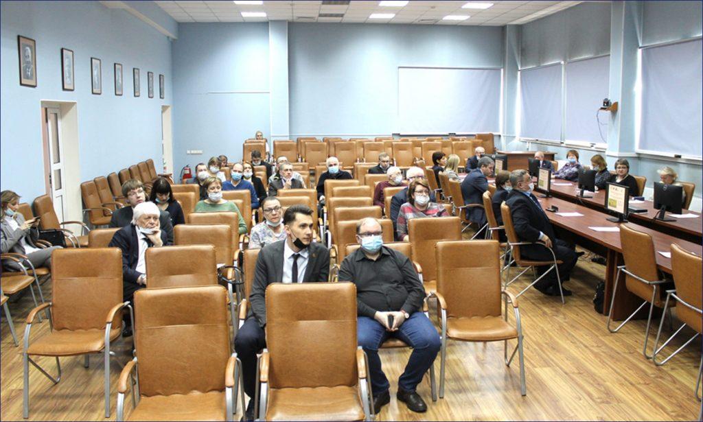 Расширенное заседание Учёного совета ФИЦ УУХ СО РАН